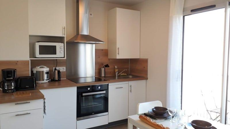 Location thermale à Jonzac avec cuisine équipée