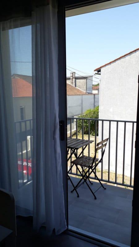 Gîte en ville avec balcon à Jonzac