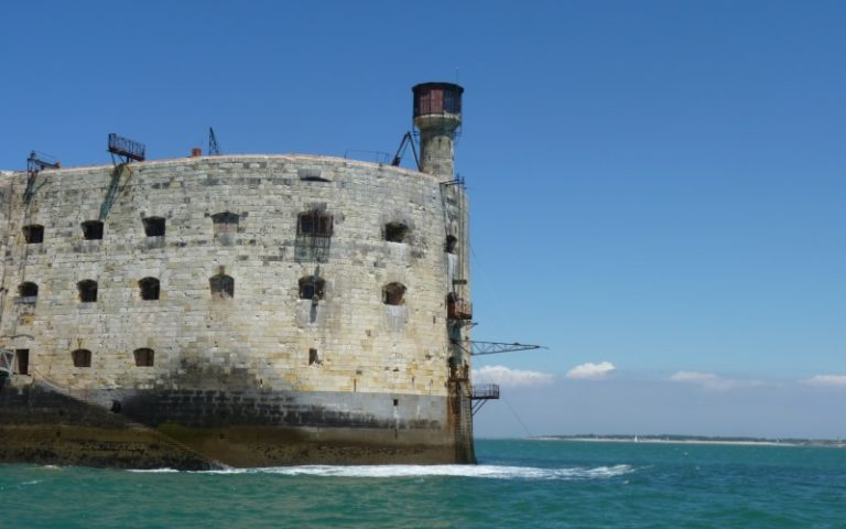 ┬® CHARENTES TOURISME - Fort Boyard