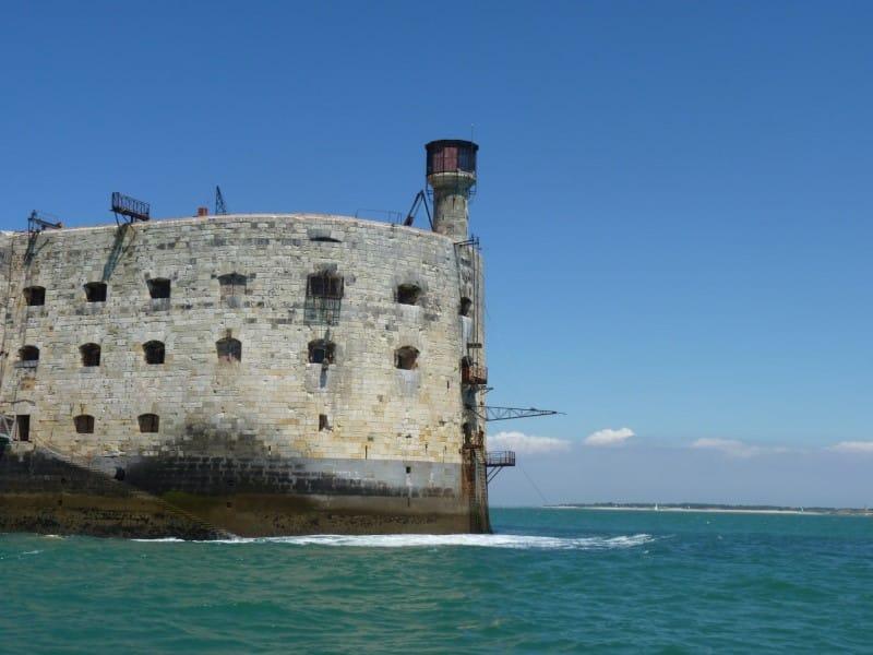 La vigie du Fort Boyard