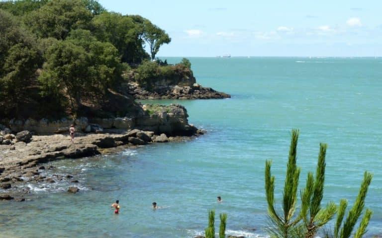 Une plage de l'Île d'Aix