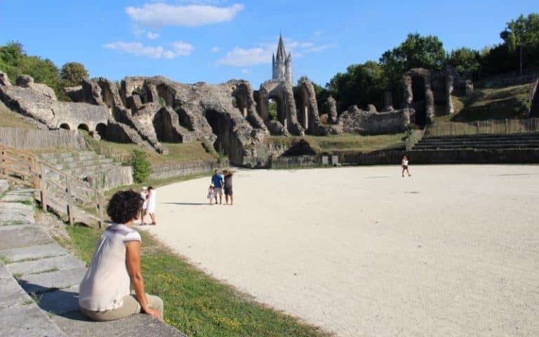 ┬® CHARENTES TOURISME - Saintes