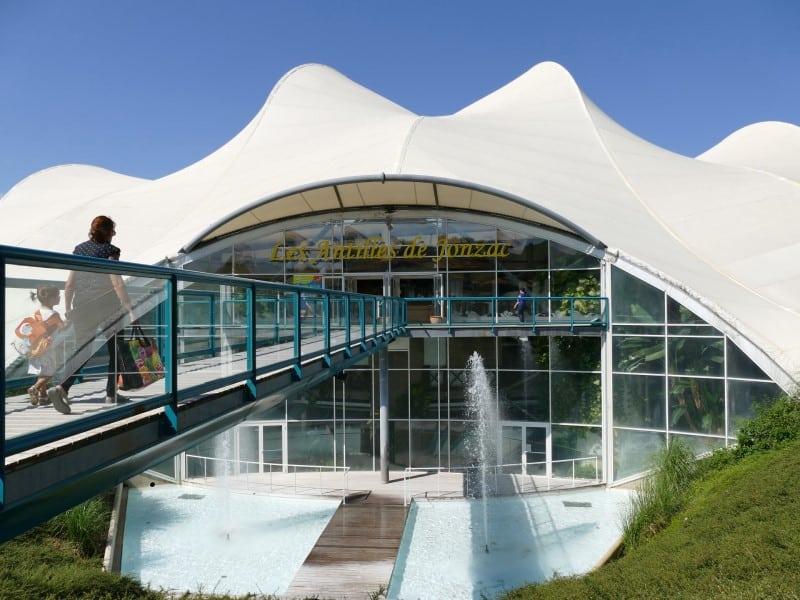Centre aquatique les Antilles de Jonzac