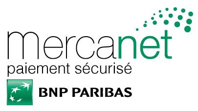 Mercanet BNP Paribas logo