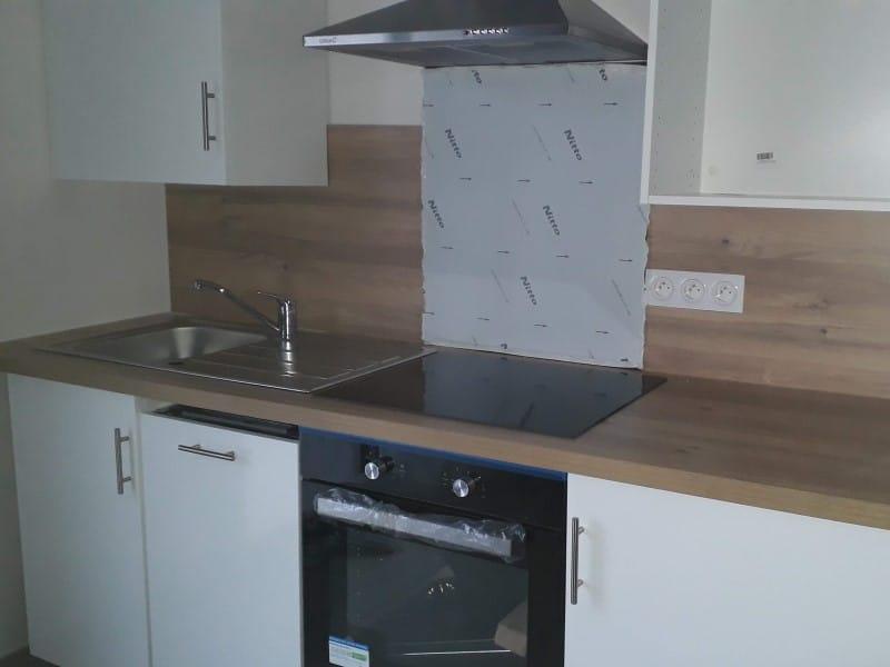Louer appartement thermes Jonzac cuisine équipée
