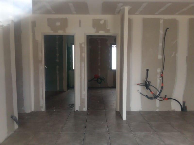 Meublé Jonzac | Intérieur en fin de construction