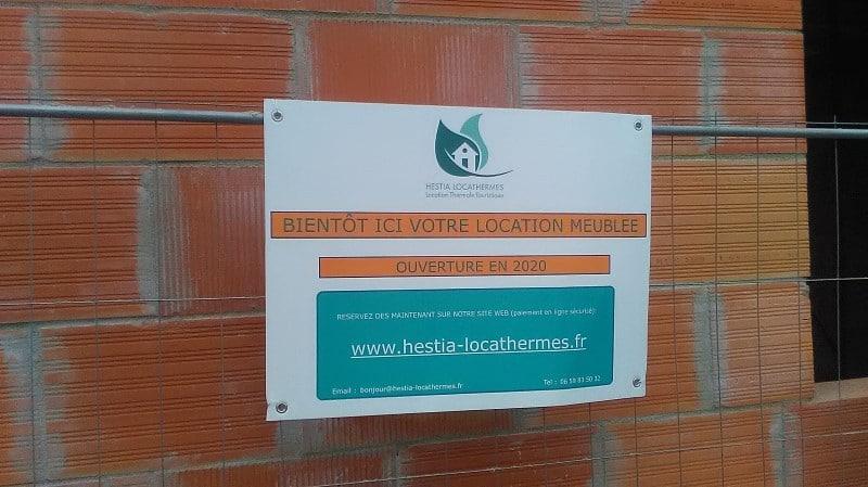Ouverture à la réservation de la résidence Hestia Locathermes