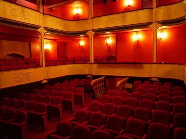 CDCHS V.Sabadel - Le théâtre