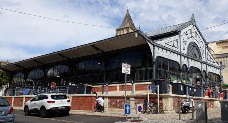 Halles du marché de Jonzac