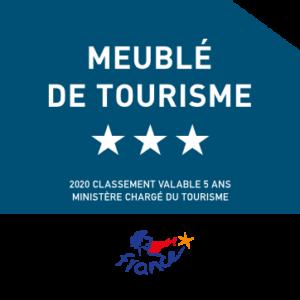Meublé de tourisme trois étoiles à Jonzac