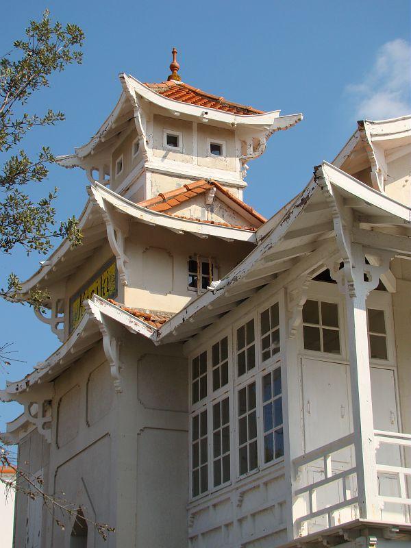 Villa belle époque Royan