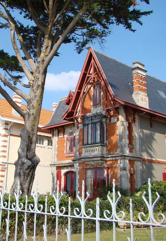 Villa de style belle-époque à Royan
