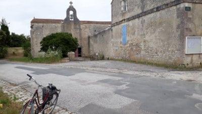 Eglise Saint-Martin de l'île d'Aix