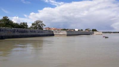 Remparts du Fort de la Rade