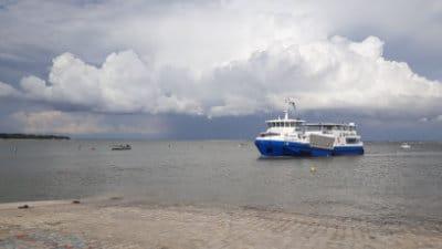 Navette maritime de l'île Aix