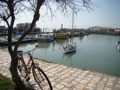Port de la Cotinière sur l'île Oléron