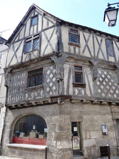 Maison de la Lieutenance à Cognac
