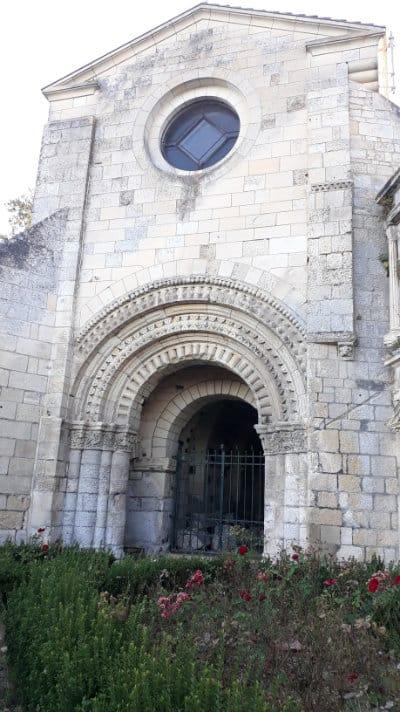 Pons, porte Saint-Gilles