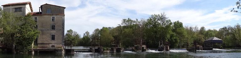 Saint-Simeux, Charente et pêcheries