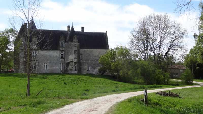 Château du Breuil à Bonneuil