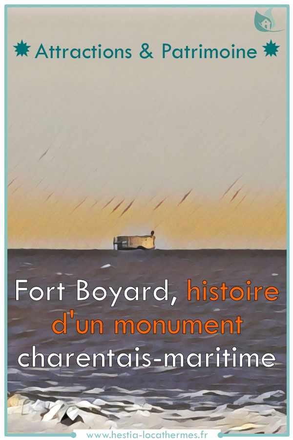 Fort-Boyard, histoire d'un monument charentais-maritime
