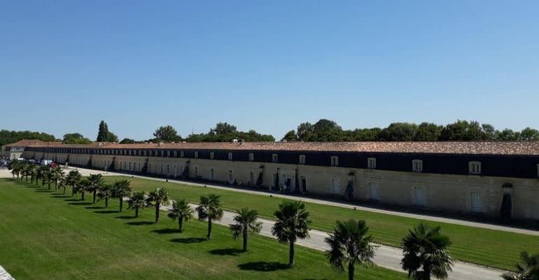 La Corderie Royale parmi les monuments à visiter à Rochefort sur une journée