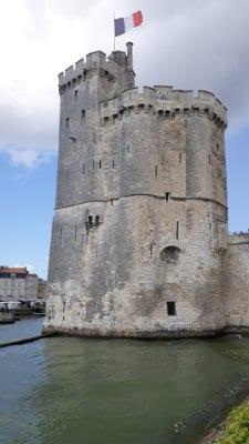 Tour Saint-Nicolas à La Rochelle